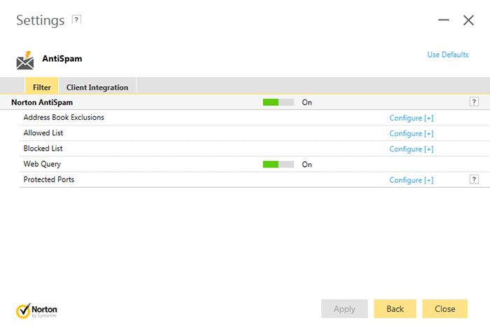 antispam-filter