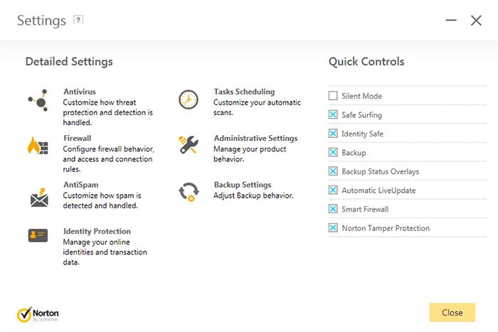 main-settings