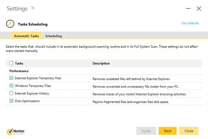 tasks-scheduling