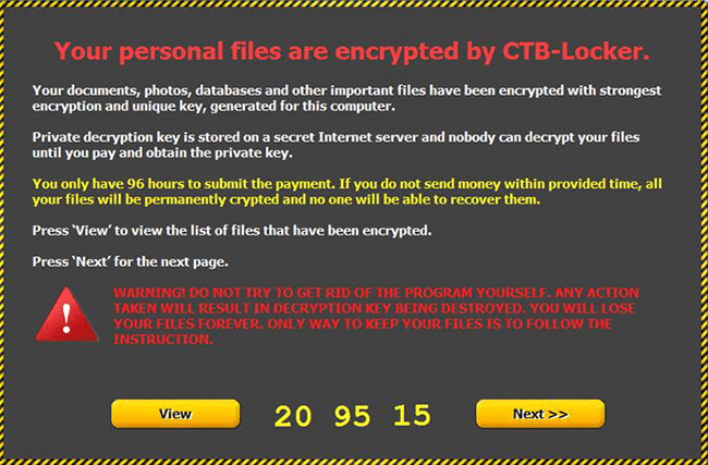 ransomware-encryption-message