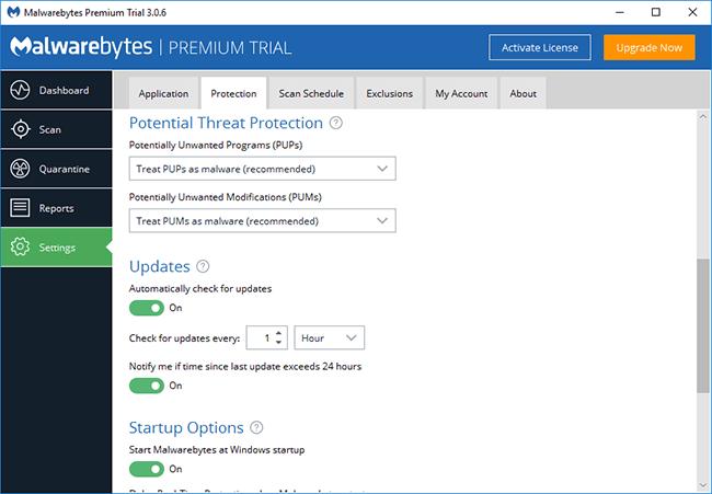 updating-settings