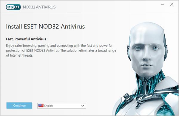 install-nod32
