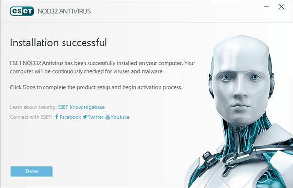 installation-successful
