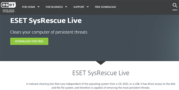 sysrescue-live