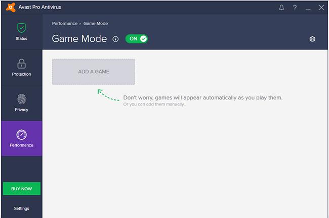 game-mode