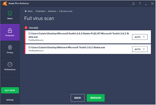 malware-discovered