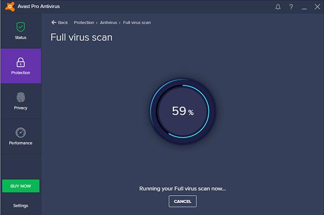 run-full-scan