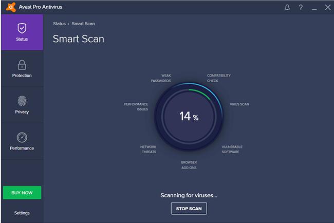 run-smart-scan