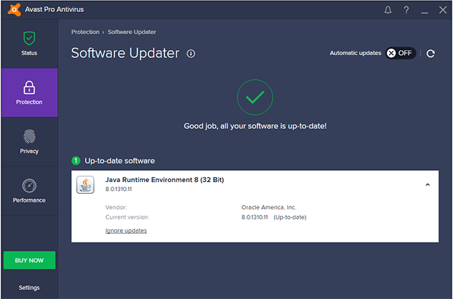 software-updater