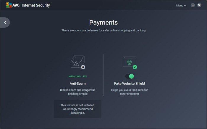antispam-module