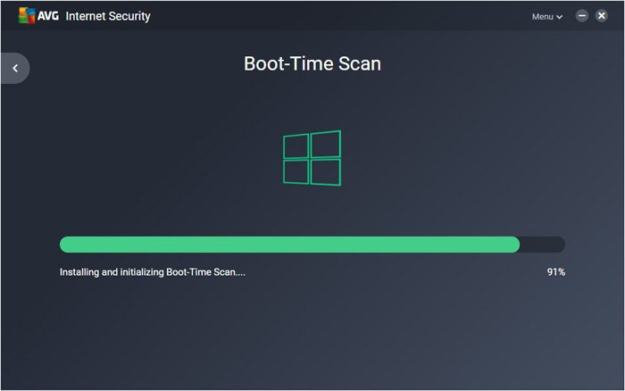 boot-time-scanning