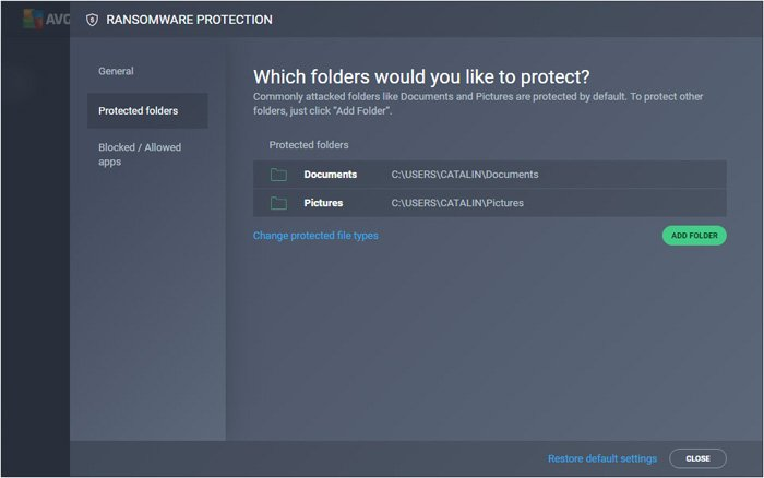 ransomware-protected-folder