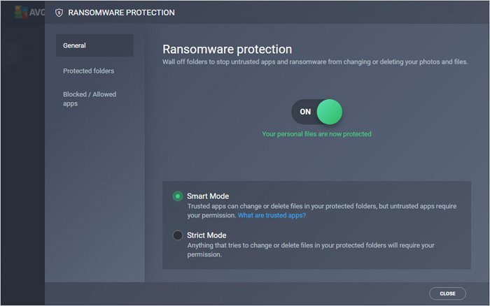 ransomware-protection-activated