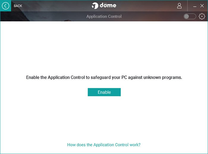 application-control